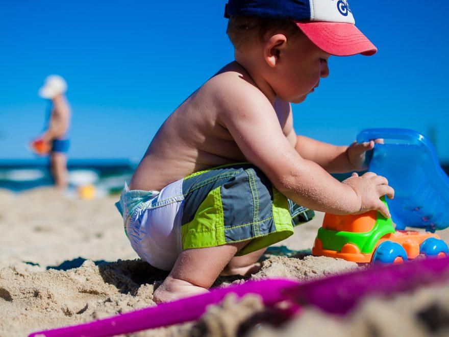 Tips til at vælge babylegetøj (0-3 år)