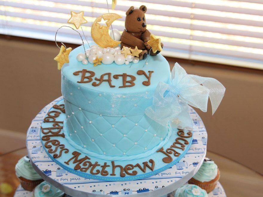 Sådan planlægger du et baby shower